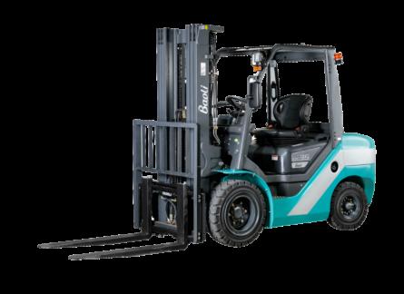 Baoli Kbd 25 35 Diesel Forklifts From Lift Atlanta Inc