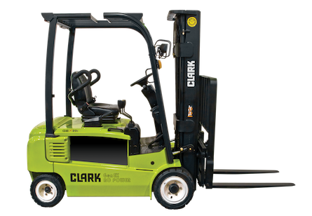 Clark Electric Forklifts