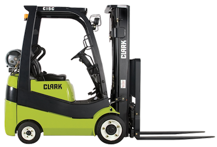 Gen2 LPG Cushion C 15-20sC Forklift Series
