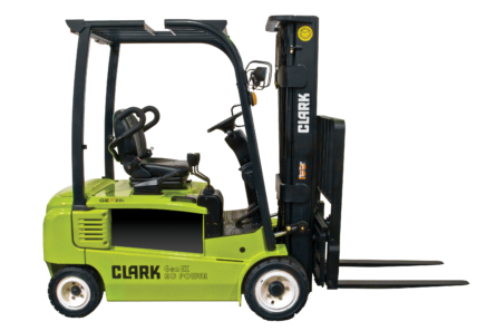 GEX 16-20S Electric Forklift Series Overview