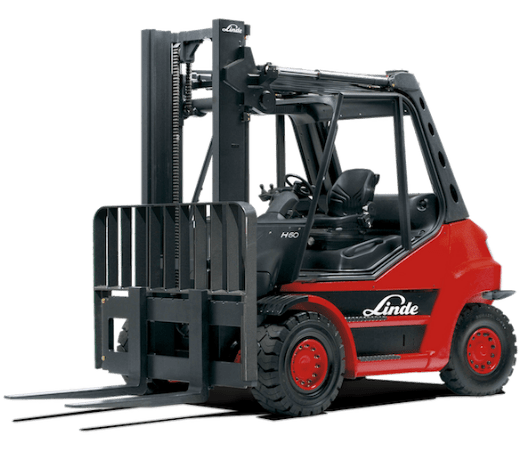Hydrostatic Forklifts from Linde, 396 Series