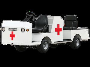 Taylor-Dunn Big Foot Ambulance