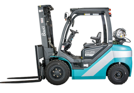 Baoli IC Pneumatic Forklifts