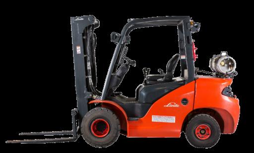 Linde LPG Forklift 1219 Series