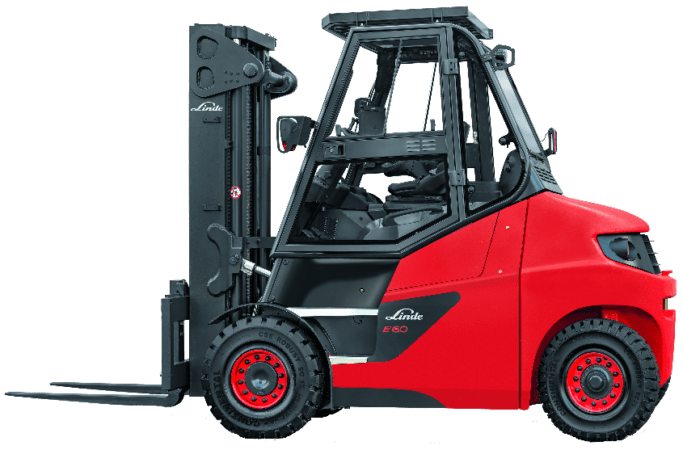 Linde Electric Pneumatic Forklift 1279 Series