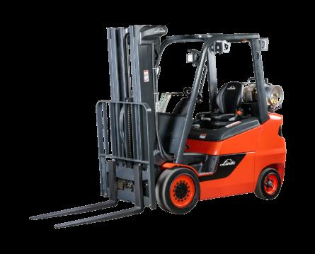 Linde LPG Forklift 1319 IC Forklift