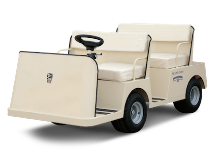 Taylor-Dunn B-100 Electric Personnel Carrier