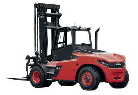 Linde Large Capacity Forklifts