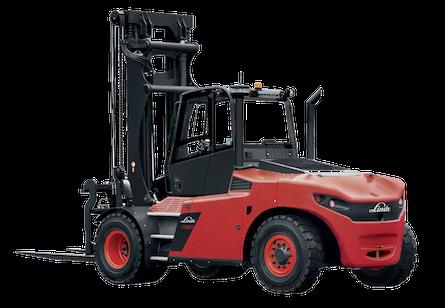 Linde 1401 Series Hydrostatic Large Capacity Diesel Forklift