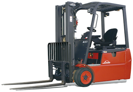 Linde Series 346 Electric Forklift