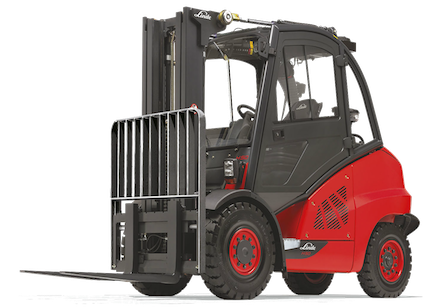 Linde 391 Series Diesel and LPG Hydrostatic Forklift