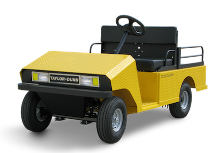 Taylor-Dunn R-380 Electric Personnel Carrier